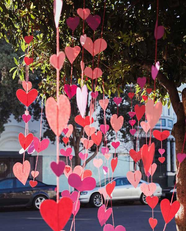 Valentines: Outside of my Heart